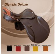 Zaldi Olympic Deluxe GP Saddle